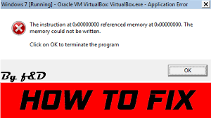 pubg 0x00007 how to fix the instruction at 0x00000000 referenced memory at