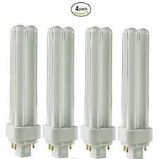 sylvania 20682 compact fluorescent 4 pin double tube 2700k 13