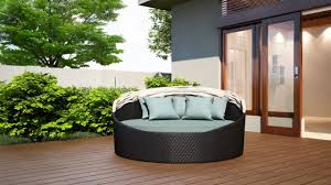 wink canopy day outdoor day bed by harmonia living youtube