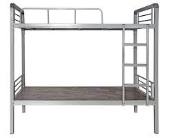 Metal Bunk Bed Replacement Parts Metal Bunk Bed Replacement Parts - Metal bunk bed with desk