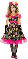 girls sugar skull sweetie costume buycostumes com