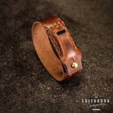 fitbit bracelet leather images Hand stitched leather fitbit flex band bracelet onlybracelet jpg