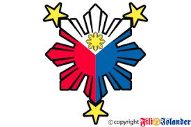sun flag colorway sticker