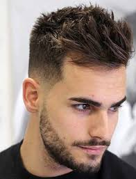 mens short hairstyles middle 11 best mens short hairstyles images on pinterest man s