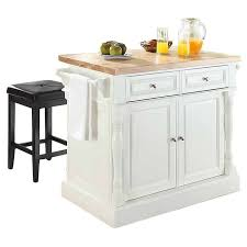 kitchen island with butcher block top remus 3 kitchen island set with butcher block top reviews