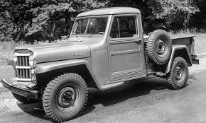 willys jeep truck interior jeep a brief history autonxt