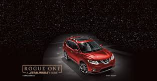 nissan rogue star wars nissan introduces a 2017 nissan rogue rogue one star wars limited