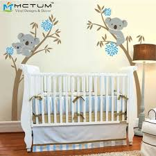stickers arbre chambre bébé oversize koala ours mur sticker arbre pour bébé chambre de bébé