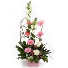 Modern Flower Vase Arrangements Modern Arrangement Beauty Of Flowers