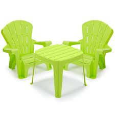 garden table and chairs set little tikes