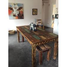 reclaimed wood dining room tables gallery dining table ideas