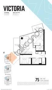 Infinity Condo Floor Plans 16 Yonge Street Floor Plans 75 Esplanade Condos In St Lawrence