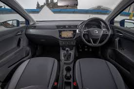hatchback cars interior seat ibiza hatchback review parkers