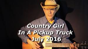Old Ford Truck Lyrics - country in a pickup truck song lyrics chords youtube