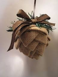 fabric pine cone been searching for this tutorial for years wee