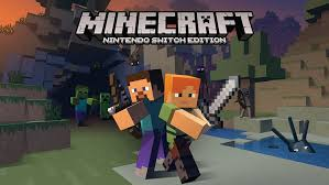 amazon com minecraft nintendo switch edition nintendo switch