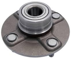 nissan almera wheel bearing replacement amazon com 432024z000 rear wheel hub for nissan febest
