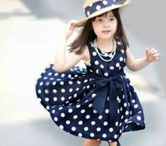 polka dots navy blue for 2t 3t 4t polka dots toddler dress on luulla