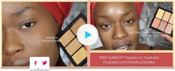 makeup tutorial classes how to try the color correcting technique if you darker skin