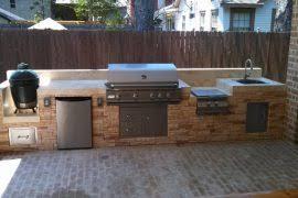 Kitchen Design Houston Outdoor Kitchen Designs Uk Home Act