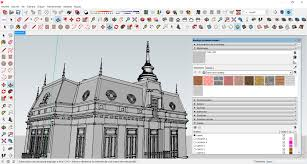 how to design a house in sketchup sketchup tag archdaily