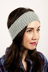 knit headbands newbie knitted headband by kollabora project knitting hats