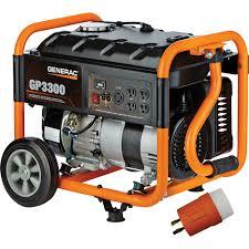Read Write Think Generator Generac Gp3300 Portable Generator U2014 3750 Surge Watts 3300 Rated