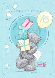 send personalised 16th birthday cards funky pigeon