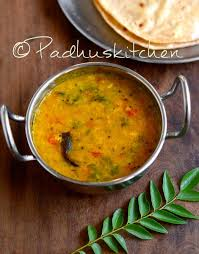 tamil cuisine recipes dal recipe padhuskitchen