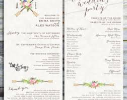 Order Of Wedding Program What Is The Order For Wedding Ceremony U2013 The Best Wedding