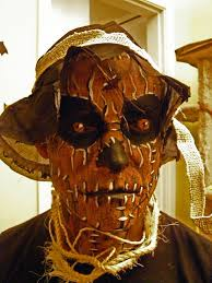 Scarecrow Batman Halloween Costume 137 Halloween Scarecrows Images Halloween