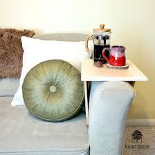 couch arm coffee table couch arm coffee table walnuthollowcrafts