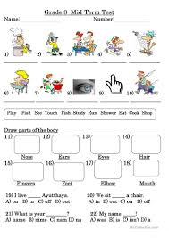 32 free esl grade 3 worksheets