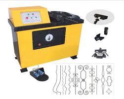ornamental metal twisting machine for sale ellsen sales