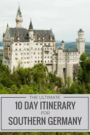 Neuschwanstein Castle Floor Plan by Itinerary 10 Days In Germany U2014 Submerged Oaks
