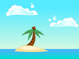 palm tree svg island background svg opengameart org