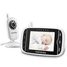 babyphone f r 2 kinderzimmer hellobaby hb32 babyphone mit auf traum kinder detraum