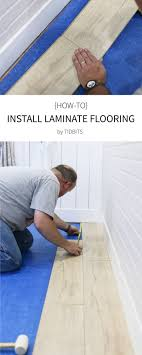 choosing and installing laminate flooring tidbits