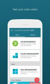 Red Blue Color Blindness Color Blind Test Android Apps On Google Play