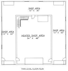 house shop plans country style house plan 0 beds 0 00 baths 1800 sq ft plan 117 483