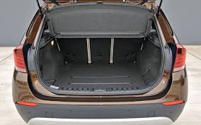 bmw x1 storage capacity 2011 bmw x1 drive and review motor trend