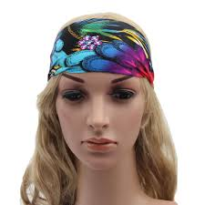 headbands for women 2017 new women headbands bohemia fabric printed sports hairband