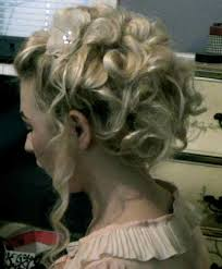 romantic victorian inspired updo youtube