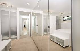 Closet With Mirror Doors Closet Door Designs And How They Can Completely Change The Décor