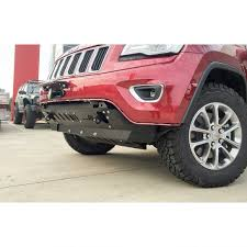 jeep prerunner bumper uneek 4x4 wk2 grand cherokee hidden winch mount and pre runner