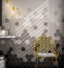 light grey hexagon tile scale hexagon white light grey dark grey black nais es bath