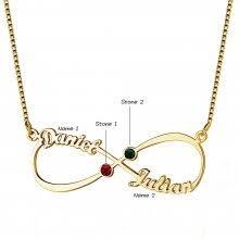 Cheap Personalized Necklaces Diamond Name Necklace Namenecklacesaler