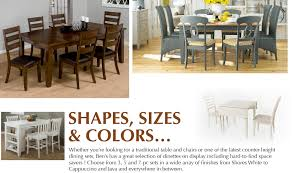 Dining Room Manufacturers by Dining Bens Furniture 166 Thames St Newport Ri