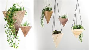 Planters First Online by Coolbusinessideas Com Geometric Hanging Planters