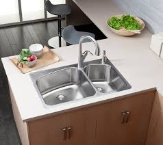 Awesome Kitchen Sinks by Furniture Contemporary Kitchen Design With Rectangular Stainless